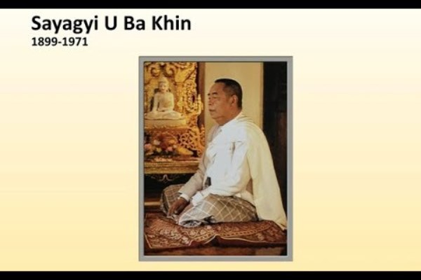"Life of Sayagyi U Ba Khin (1899- 1971) the foremost lay teacher of Vipassana meditation in Burma and S.N. Goenka's teacher. He had a strong conviction that ""the time-clock of Vipassana has now struck"" for the worldwide revival of the Buddha's path to liberation."